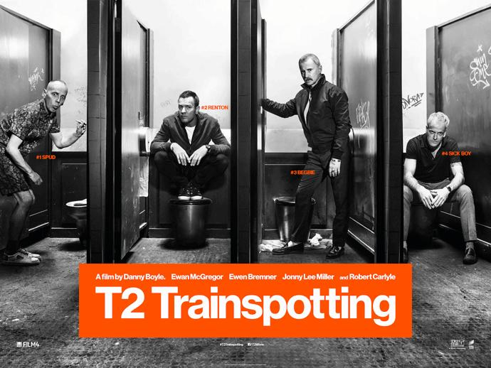 Poster de 'Trainspotting 2'