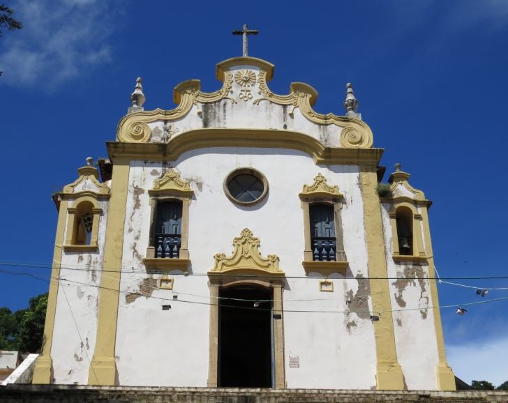 Igreja Nossa Senhora dos  Remédios - Fernando de Noronha