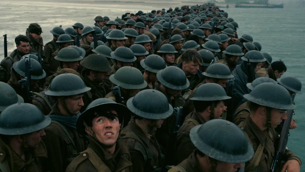 'Dunkirk' mostra evacuação de centenas de milhares de soldados aliados após cerco do exército alemão