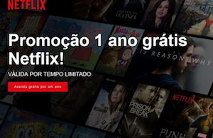 Resultado de imagem para Netflix: golpe que oferece 1 ano de assinatura grátis se espalha pela rede