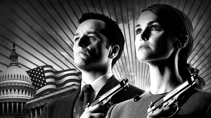 Resultado de imagem para the american serie