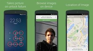 Apps como o Cerberus permitem acompanhar o caminho que um smartphone furtado percorre