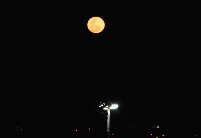 Depois da Lua Azul, a Superlua de agosto