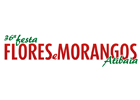 Logo Festa das Flores e Morangos
