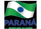 Logo Governo do Paraná - Secretaria da Saúde