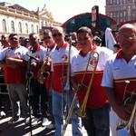 Banda da Saldanha (Foto: Luiza Carneiro/RBS TV)