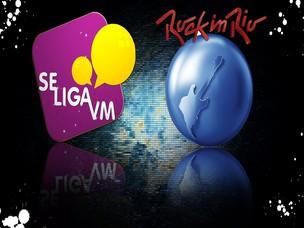 Se Liga Rock in Rio (Foto: Se Liga Rock in Rio)