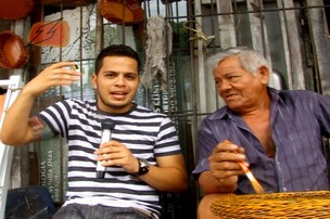 FALA COMUNIDADE - CHAPADA (Foto: Zappeando)