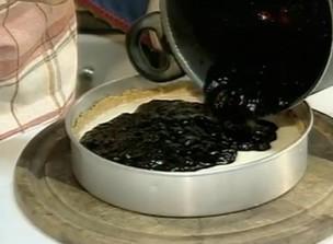 Cheesecake de mirtilo (Foto: Reprodução, RBS TV)