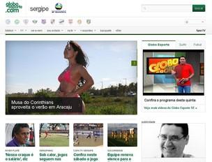 Globoesporte.com/se (Foto: Reprodução)