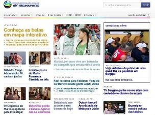 tvsergipe.com.br (Foto: Reprodução)