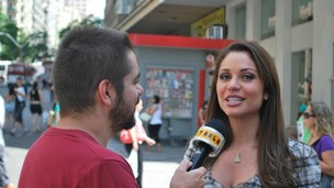 Maria do BBB (Foto: Gustavo Foster, RBS TV)