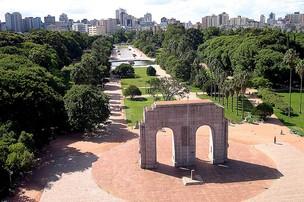 Parque Farroupilha, também conhecido como Redenção (Foto: Ricardo Stricher/PMPA)