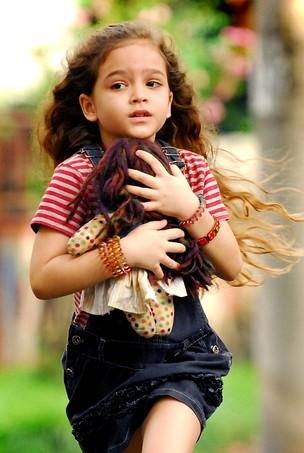 Rita é a protagonista da nova novela (Foto: TV Globo / João Miguel Junior.)