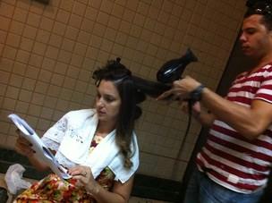 Bastidores da Nova Programação TV Gazeta (Foto: TV Gazeta)