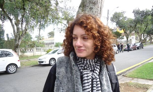 Anaí Bagnolin, diretora de Melhor Pai do Mundo (Foto: Divulgação/RPC TV)