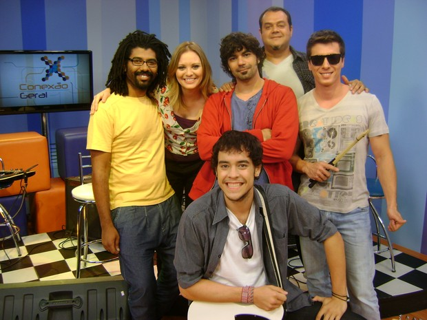 Tati Wuo e a Banda Adiós, me Voy (Foto: Vitor Zucolotti/ Gazeta Produções)