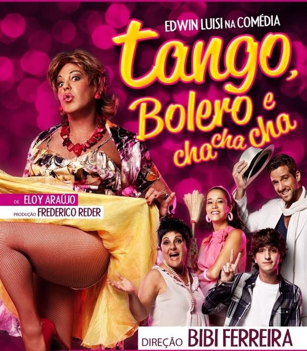Peça Tango, Bolero e Cha Cha Cha (Foto: Divulgação)
