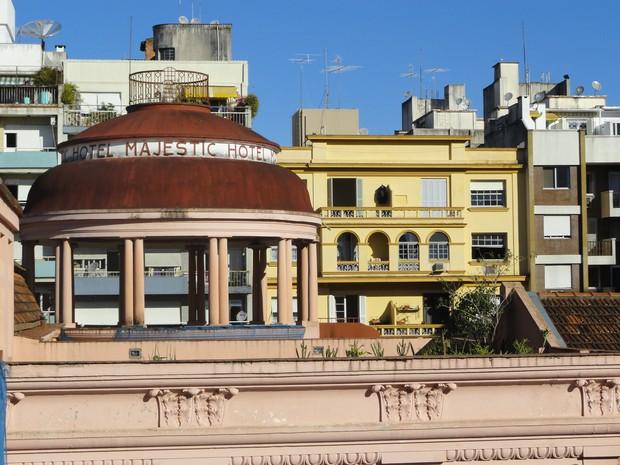 Casa de Cultura Mario Quintana, no centro de Porto Alegre, é um dos pontos turísticos (Foto: Acervo Casa de Cultura Mario Quintana)
