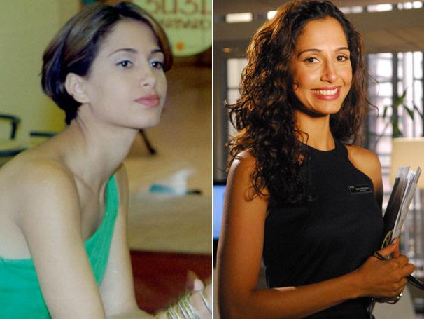 Antes de viver Rose, a protagonista de Cama de Gato, Camila Pitanga interpretou a jovem Alex em 1997