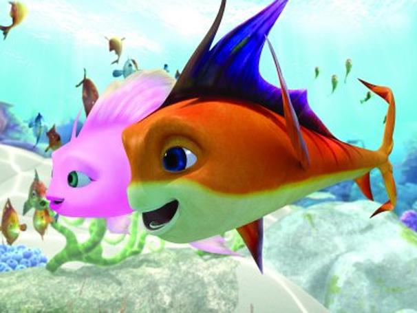 Filme O mar não está para peixe