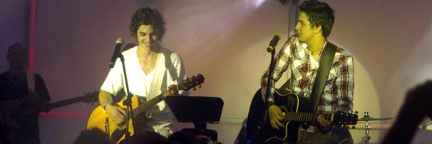 Luan Santana faz show com Bernardo (Fiuk) em Malhação ID de segunda, dia 18