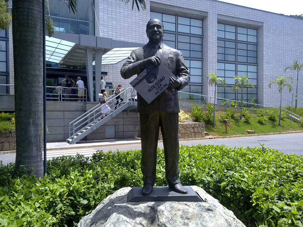 Estátua Roberto Marinho