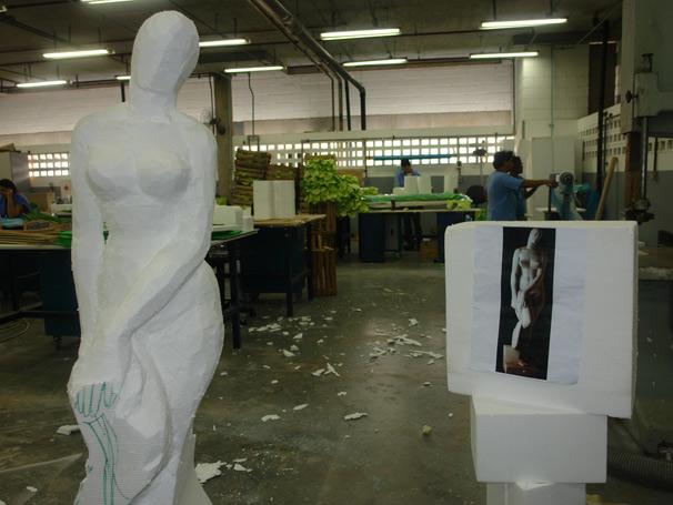 estátua de passione