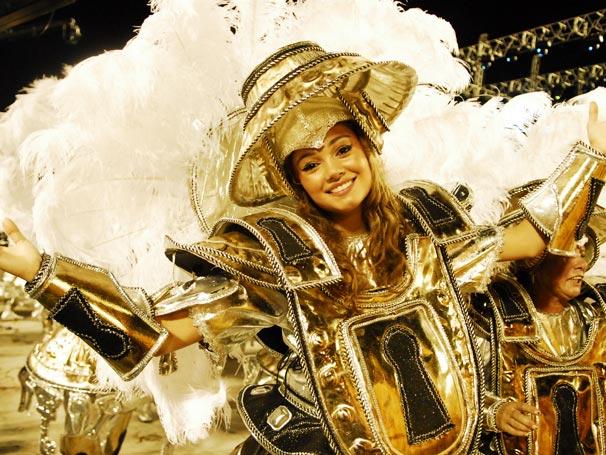 Sophie Charlotte conta como foi participar do Desafio de Carnaval do Faustão