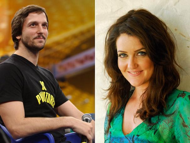Vladimir Brichta e Larissa Maciel são os convidados do Altas Horas deste sábado, 20
