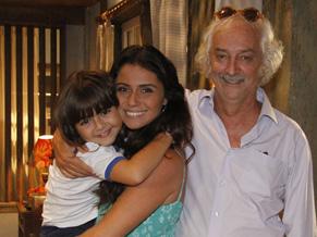 Rafaela, Dora e garcia - Viver a Vida