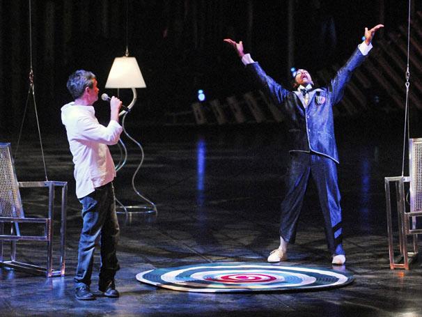 Altas Horas no Cirque du Soleil
