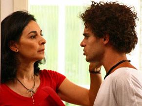 Cazuza e Lucinha Araújo