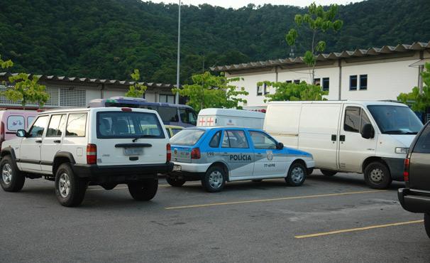 Direto do projac estacionamento