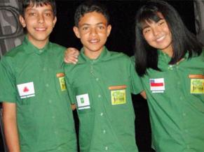 Minas Gerais, Distrito Federal e Amazonas compõem a primeira semifinal do Soletrando 2010