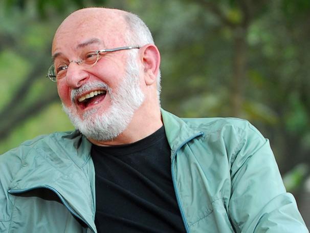 Silvio de Abreu apresenta Passione, a próxima novela das oito que estreia no dia 17 de maio, na Rede Globo