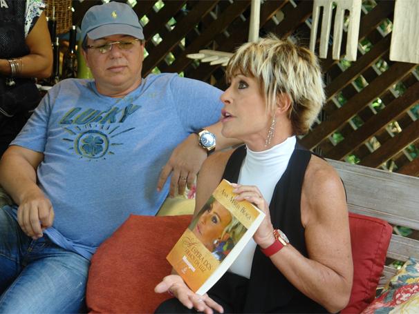 Ana Maria Braga Mais Você direto do projac livro