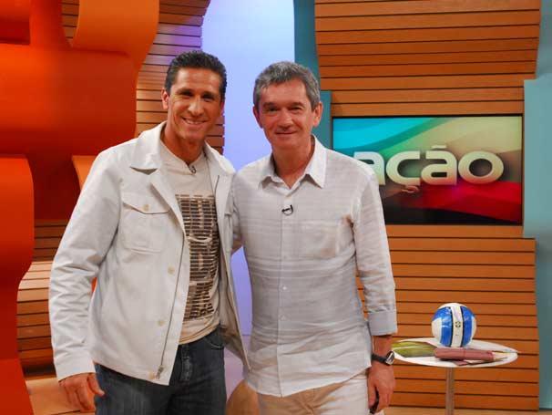 Jorginho e Serginho Groisman