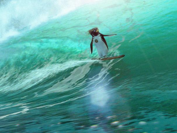 O surfista Cadú se aventura na competição