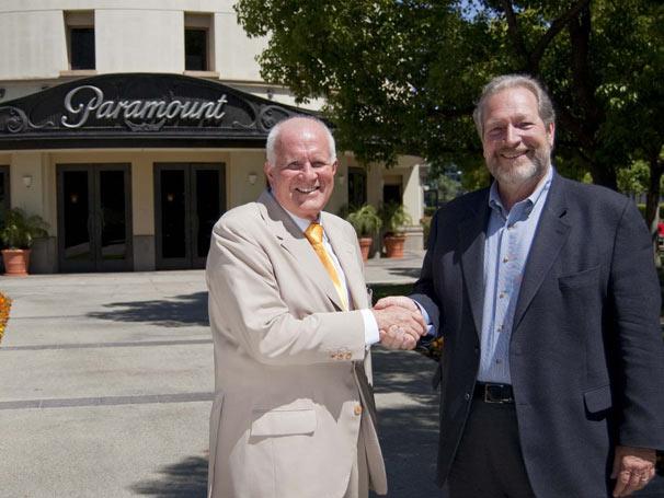 Ainda em Los Angeles, Buzzoni se encontrou com Hal Richardson