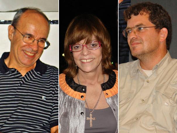 Osmar Prado, Gloria Perez e Marcos Schechtman marcam lançamento do Guia Tv Globo