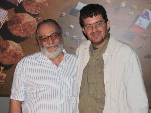 Walther Negrão e Marcos Schechtman