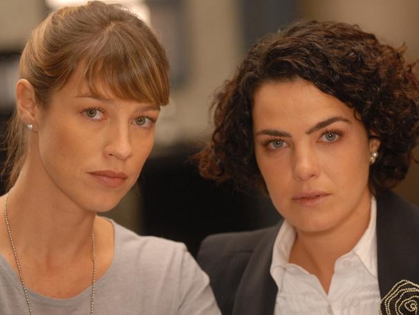 Gabriela (Luana Piovani) e Ana Beatriz (Ana Paula Arósio)