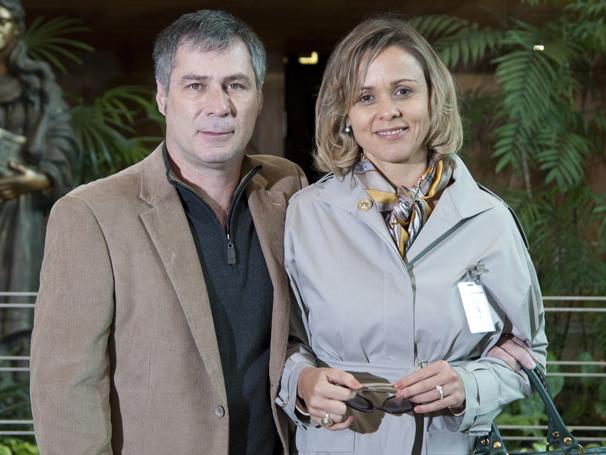 Leopoldo Pacheco e Giulia Gam