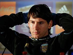 Em coletiva de imprensa, Messi garante que Argentina só precisa ter medo de si mesma na Copa