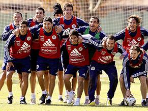 paraguai copa do mundo