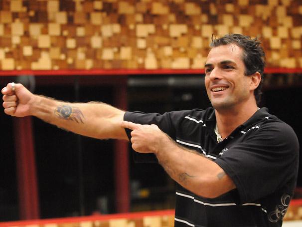 Marcelo Dourado campeão do BBB10