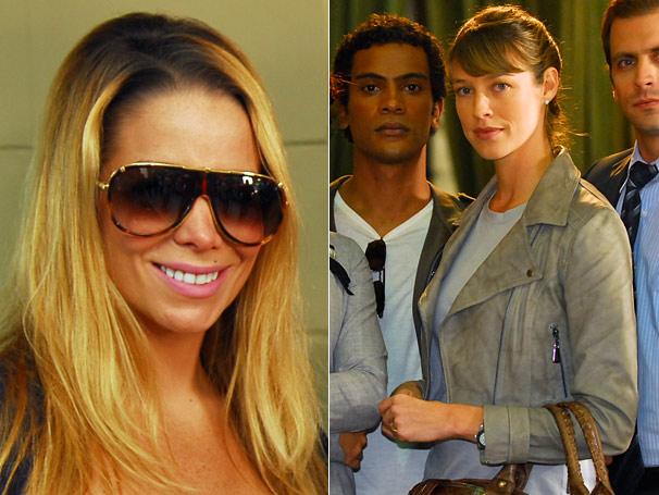 Manuela (Danielle Winits), de A Vida Alheia e Gabriela (Luana Piovani), de Na Forma da Lei