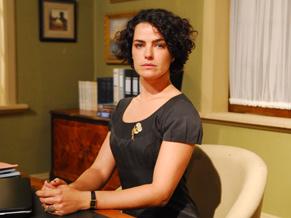 Ana Paula Arósio no papel de Ana Beatriz
