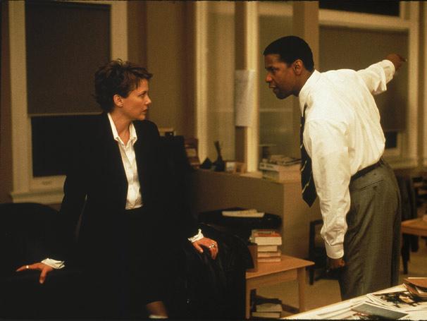 Denzel Washington é o agente especial Anthony Hubbard em 'Nova York Sitiada'